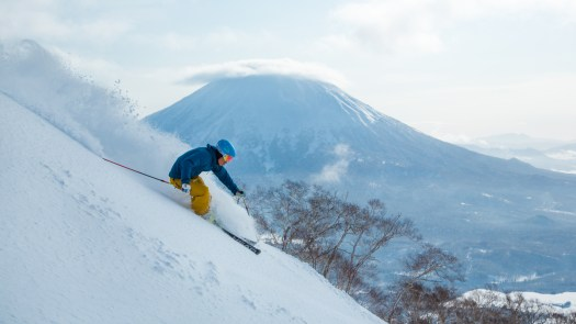 Niseko Village, one of the four resorts of Niseko United, now in a conjoint offer under the IKON Pass.