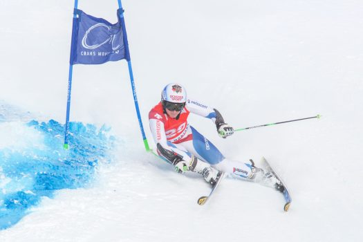 The European Ski Cup- Photo Luciano Miglionico - Courtesy: Crans Montana Tourism Office.