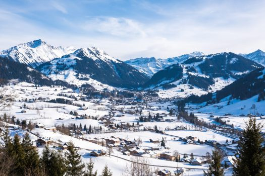 Gstaad Winter Shooting January 2017- What is new in Gstaad for the 2018-19 ski season.