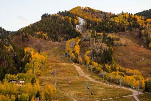 Aspen/Snowmass is where the Meeting 14 Aspen Filmfest takes place. Photo Jeremy Swanson - Aspen Skiing Company.