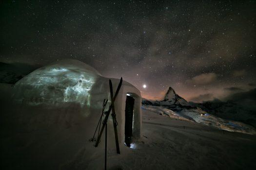 Zimmer Love Nest - Selber Bauen. Zermatt Tourism.