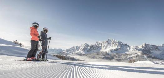 Drei Zinnen ski area - Copyright: 3 Peaks Dolomites. 3 Peaks Dolomites will link its resort to Östirol in Austria for the 21/22 ski season .
