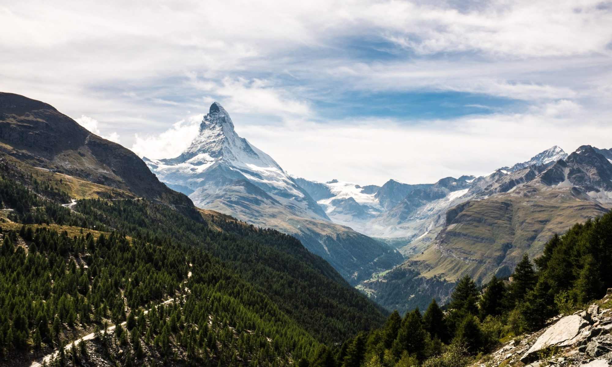 Matterhorn by Chris Holgersson. Thanks to a DNA test confirmation, the remains found near the Matterhorn where matched to a Japanese climber.