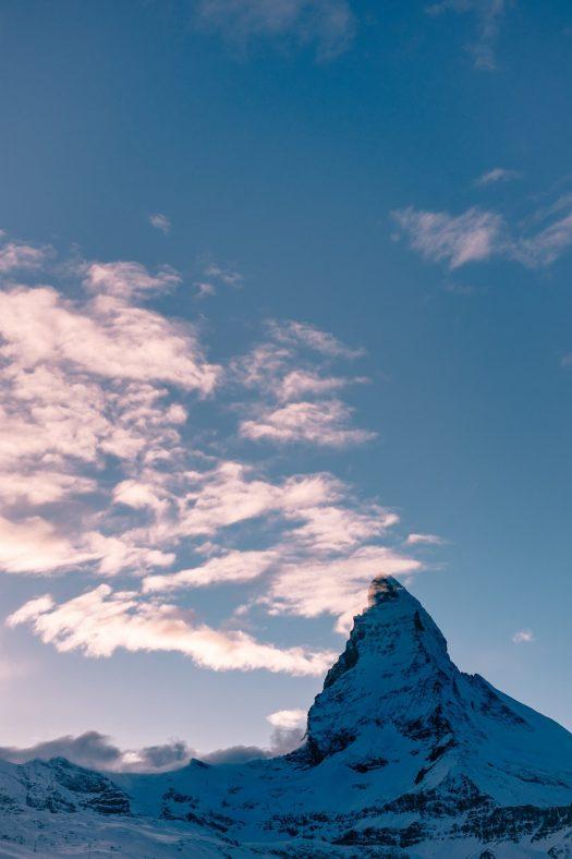 Matterhorn by Samuel Zeller. Thanks to a DNA test confirmation, the remains found near the Matterhorn where matched to a Japanese climber.