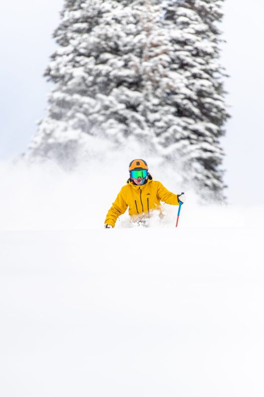 Tom Cohen Photo. Vail Resorts. Was the past one a great ski season? Enjoy it for now!