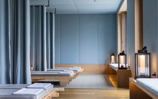 The new spa at the Almhof Schneider. Photo: Almhof Schneider. The Must-Read Guide to Lech.