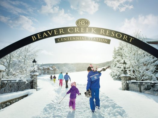 Beaver Creek Ski Carry. Photo: Vail Resorts. The most expensive ski resorts in the USA. Beaver Creek occupies 2nd place on this list.