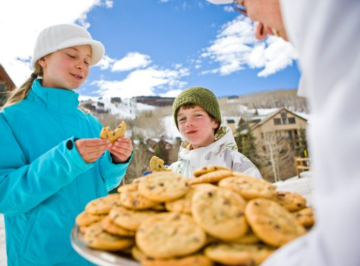 In Beaver Creek, CO, you can get some complimentary cookies. Kids and adults alike, love them! Vail Resorts Reports Certain Ski Season Metrics for the Season-to-Date Period Ended April 21, 2019.