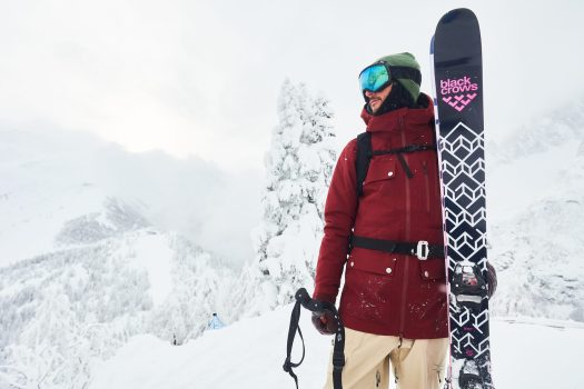 Black Crows CORVUS Skis- Photo: Black Crows. Spot on: Black Crows Skis – 2018-19 ski season.