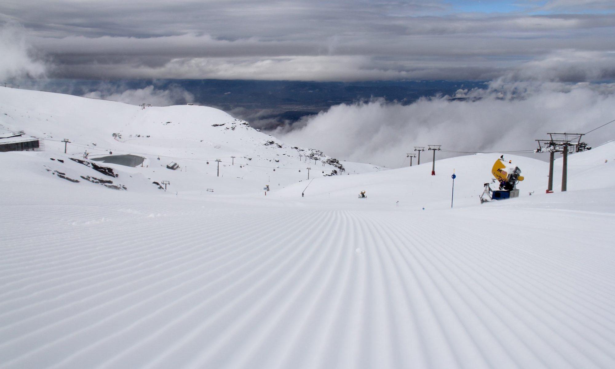 Sierra Nevada opens this Saturday 24th November, one week earlier than stipulated. Photo: Sierra Nevada.