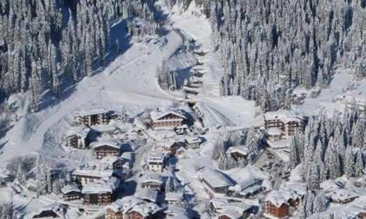 Madonna di Campiglio, part of Skirama Dolomiti. Epic Pass expands European Access in World-Class Resort in France and Italy: Les 3 Vallées in France and Skirama Dolomiti Adamello Brenta in Italy.