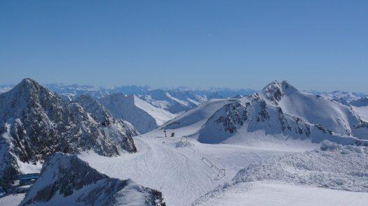 Stubai glacier- Photo: PXhere. Why Stubaital is a great region for the entire family.