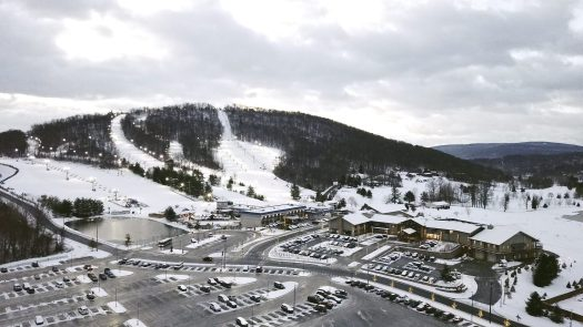 Liberty Mountain. Photo: Peak Resorts. Vail Resorts to Acquire Peak Resorts, Owner Of 17 U.S. Ski Areas