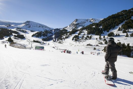 Photo: Grandvalira: 15 Jan 2019. Grandvalira heads into the weekend with more slopes open and a packed schedule of activities.