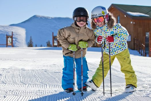 Kids having fun in Keystone, CO. Photo by Julia Vandenoever. Vail Resorts. So, you want to take your family skiing, but you do not know where to start?
