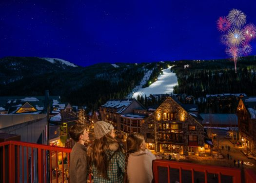Keystone Resort at night - Photo by Jack Affleck. Vail Resorts. Breckenridge Ski Resort Announces Plans to Regularly Extend Winter Seasons through Memorial Day, Beginning this Spring.
