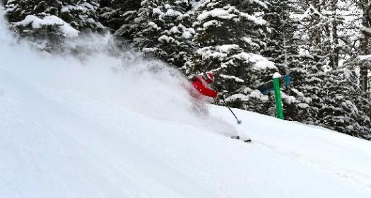 Fortress Mountain Ski Resort is eyeing a 2020 opening. Photo: Fortress Mountain Ski Resort.