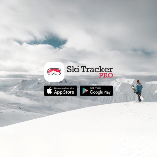 Follow Your Tracks with Ski Tracker PRO. Use this promo code to get one month free.