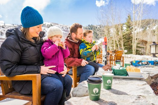 Deer Valley Resort - a Family enjoys their time out. Alterra Mountain Company Announces $181 Million in Capital Improvements for the 2019/2020 Winter Season.