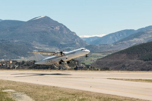 April 2020 for the possible implementation of the GPS system at the Andorra-La Seu airport.The EFA claims that the failure of the GPS makes an airport essential in the country. La Seu d'Urgell Airport serves the Andorran airspace
