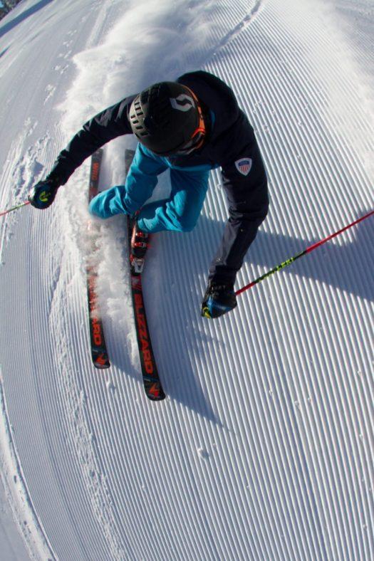 SnoFolio Announces Partnership with U.S. Collegiate Ski and Snowboard Association. Photo courtesy of SnoFolio.