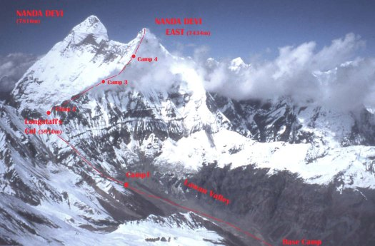 British Mountain Guide Martin Moran. Photo:Facebook. Search efforts continue for 8 climbers missing in the Indian Himalayas, but hopes are fading after possible avalanche.