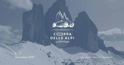The Mille Miglia is coming to the Alps- Coppa delle Alpi.