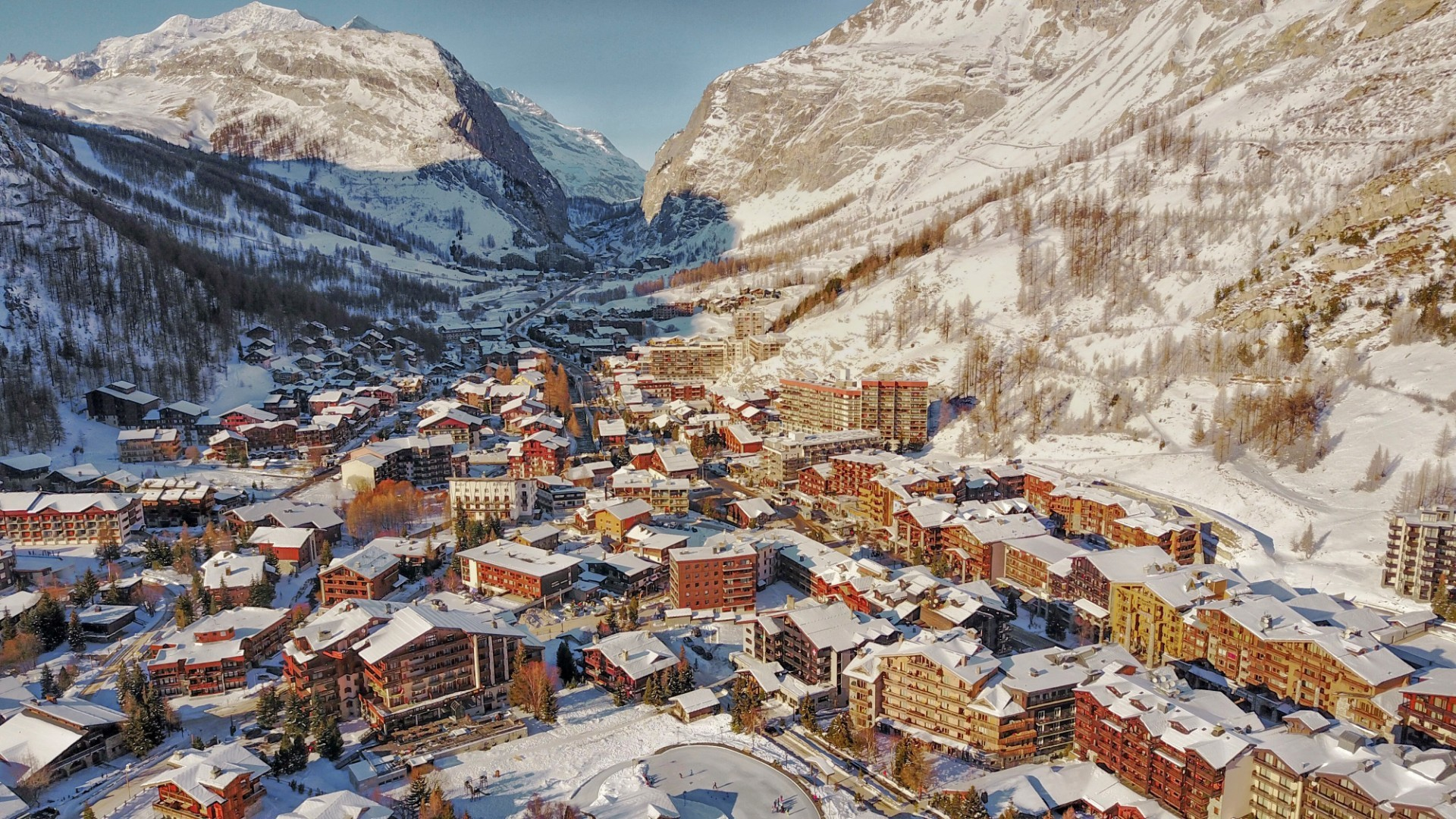 Imagine your flat in Val d'Isère. How to buy a home in the mountains.
