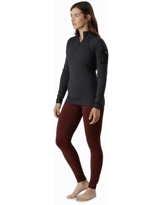 The Rho LT Bottom for Women. Gear Review: Arc'teryx's base layers for the season.