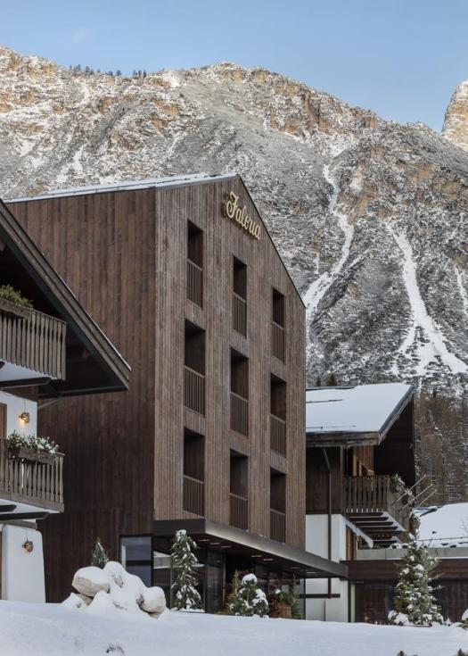 Faloria Mountain Spa Resort- book it here. Cortina, an example of resilience in the tourism sector.