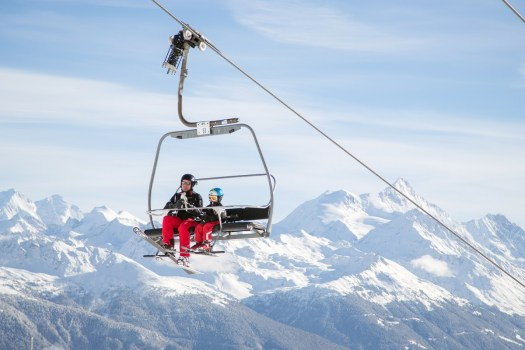 Crans-Montana in winter - Photo: @CMTC_luciano_miglionico. UK ski industry operators and agencies have felt a huge impact by Covid-19 but are optimistic than resorts will open next winter.