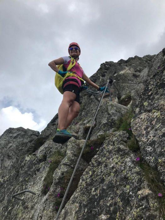 Via Ferrata Heini Holzer. Photo Claudia Rier/IDM Sudtirol. A Must-Read Guide to Summer in South Tyrol.