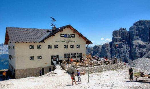 Rifugio Pisciadú. Sudtirol. A Must-Read Guide to Summer in South Tyrol.