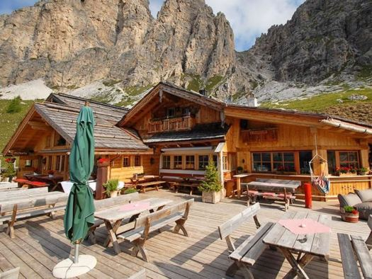 Rifugio Jimmy in Colfosco. A Must-Read Guide to Summer in South Tyrol.