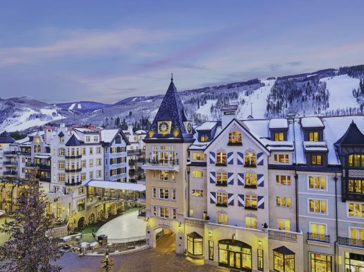 The Arrabelle at Vail Square A Rock Resort Property in Vail, CO. Photo: Vail Resorts. The Must-Read Guide to Vail. Book your stay at the Arrabelle here.