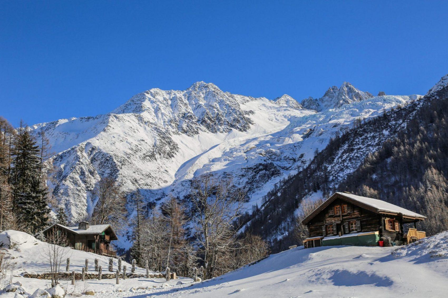 Winter in Chamonix- Photo credits: Salome Abrial. OT Chamonix. Must-Read guide to Chamonix
