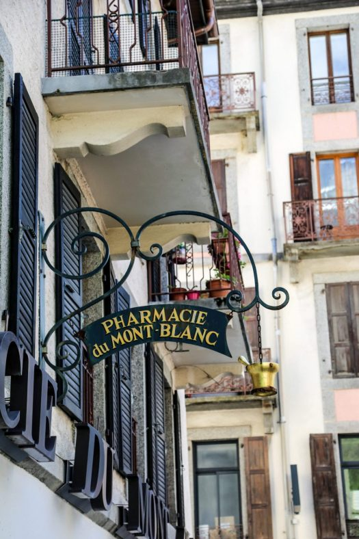 Architecture in Chamonix. Photo: Salome Abrial. OT Vallée de Chamonix. Must-Read guide to Chamonix.