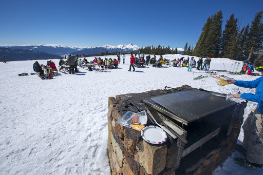 Blue Sky Basin BBQ. Photo: Blog.Vail.com - The Must-Read Guide to Vail.