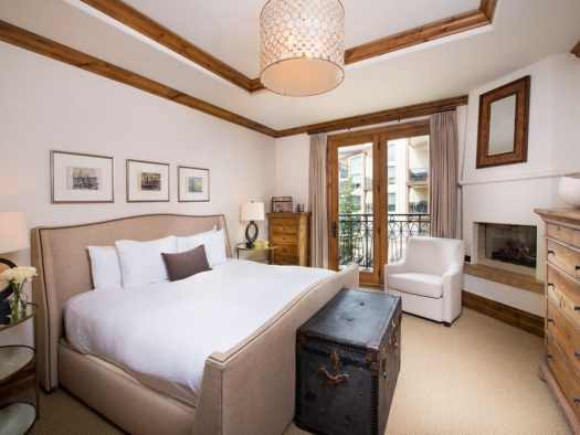 A room at the Arrabelle in Vail. The Must-Read Guide to Vail.