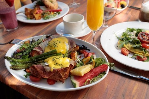 Breakfast at Cucina's. The Must-Read Guide to Vail.
