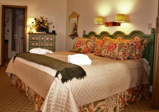 A room at the Gasthof Gramshammer. The Must-Read Guide to Vail. Book your stay at the Gasthof Gramshammer here.