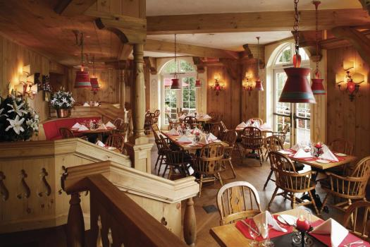 Restaurant at the Sonnenalp. The Must-Read Guide to Vail. Book your stay at the Sonnenalp here.
