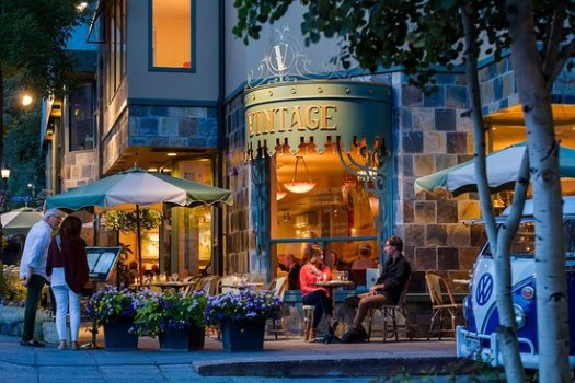 Vintage Vail. Looks like a French Patisserie. The Must-Read Guide to Vail.