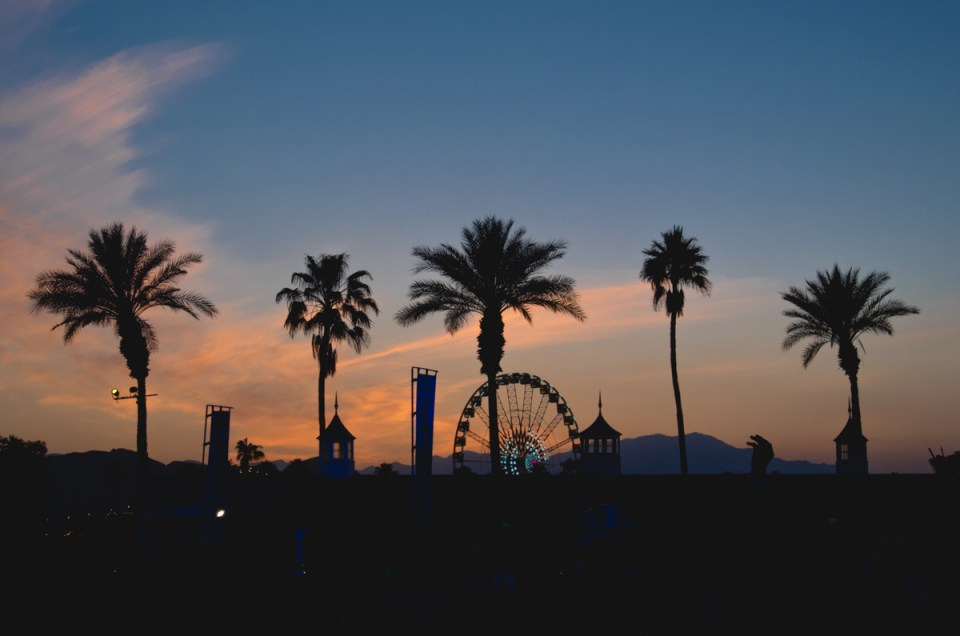 That time we got paid to go to COACHELLA