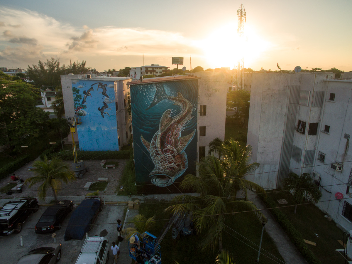 Sea Walls, Proyecto Panorama, Cancun 2017, The Stills, Lifestyle Agency