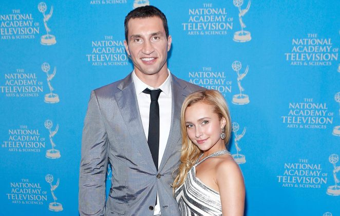 """Hayden Panettiere's ex Wladimir Klitschko is reportedly """"concerned"""" about the actress' relationship"""