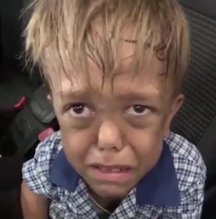 No vídeo comovente, Quaden disse que queria cometer suicídio