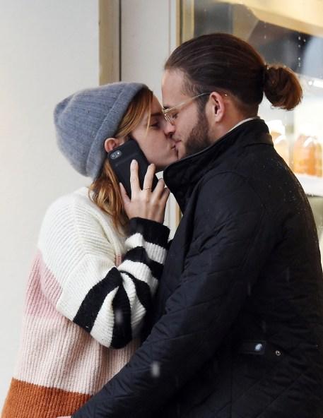 Emma Watson's new boyfriend of six months revealed as hunky L.A.  businessman Leo Robinton