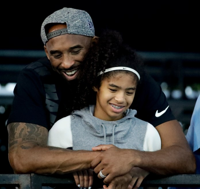 Kobe and Gianna died in January accident