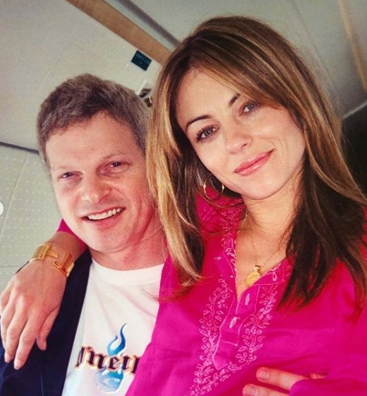 Film producer and ex Liz Hurley Steve Bing committed suicide after years of depression and financial problems
